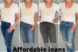 Affordable jeans under $100