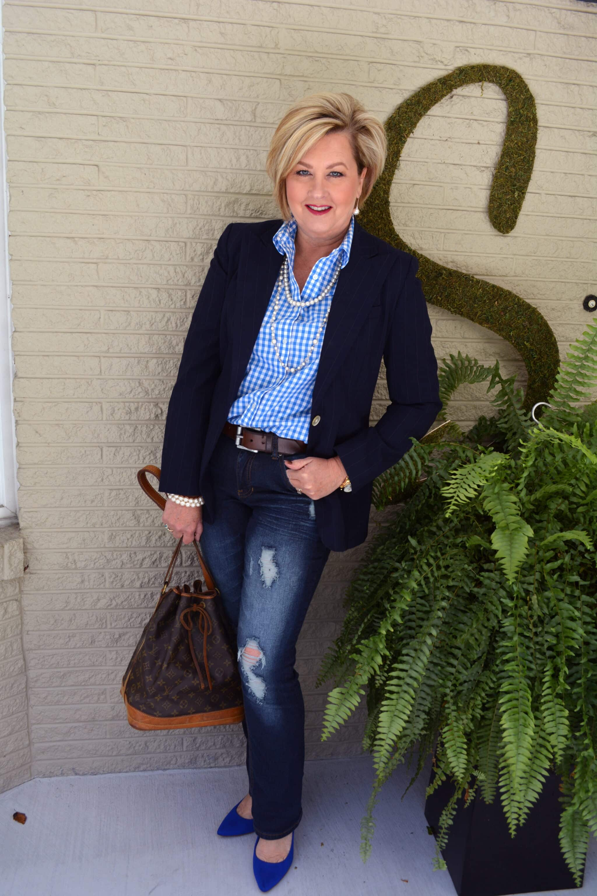 50 Is Not Old | Jeans & Pearls 1