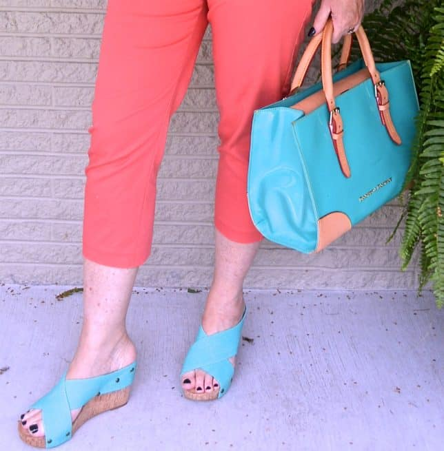 50 Is Not Old | Add Color To Your Wardrobe