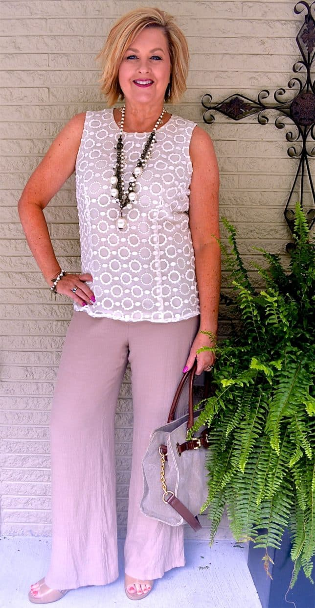 50 IS NOT OLD | MONOCHROMATIC FASHION
