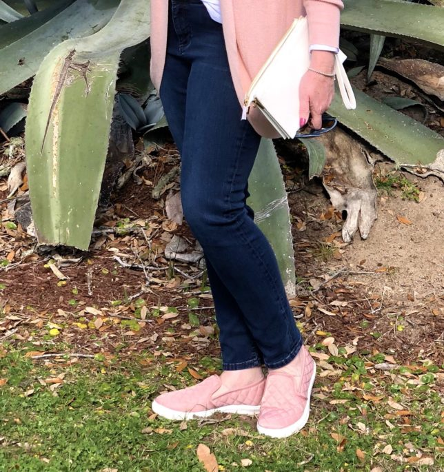 50 IS NOT OLD | HOW TO WEAR BLUSH FOR SPRING | FASHION OVER 40