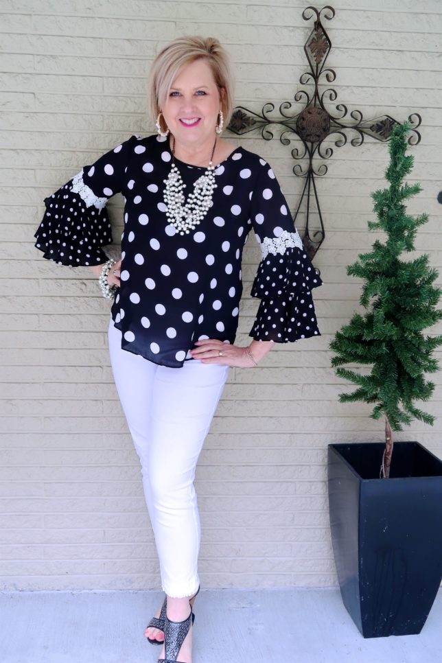 50 IS NOT OLD   A PLAYFUL AND FUN PATTERN   FASHION OVER 40