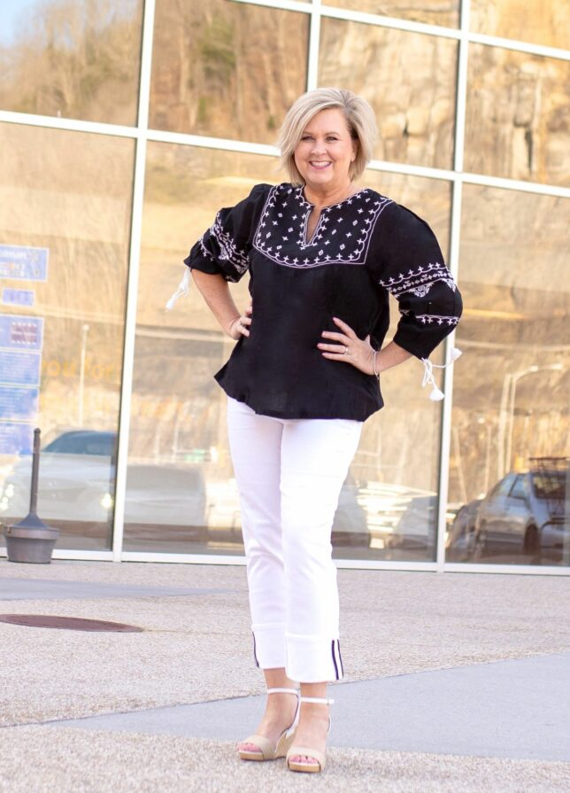 50 IS NOT OLD   FINDING THE LATEST STYLES AT A GREAT PRICE   FASHION OVER 40