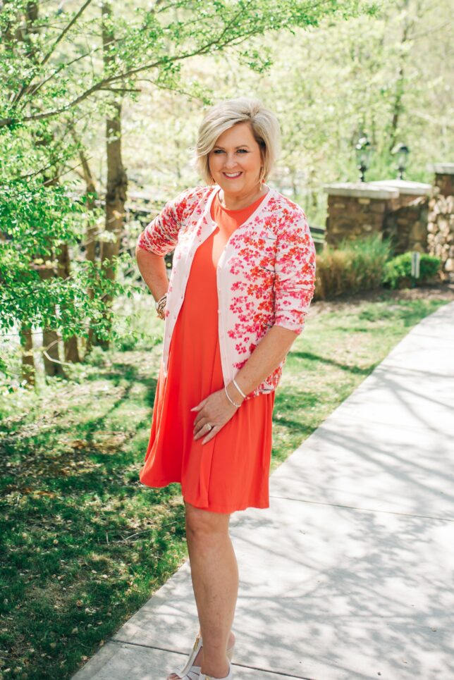 50 IS NOT OLD | AN OUTFIT THAT MATCHES MY SUNNY ATTITUDE | FASHION OVER 40