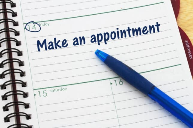 50 IS NOT OLD | WHY YOU NEVER WANT TO MISS AN APPOINTMENT