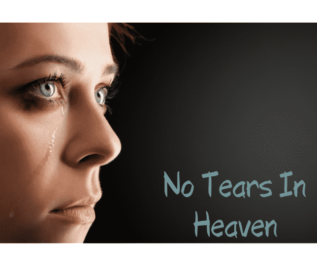50 IS NOT OLD | NO TEARS IN HEAVEN