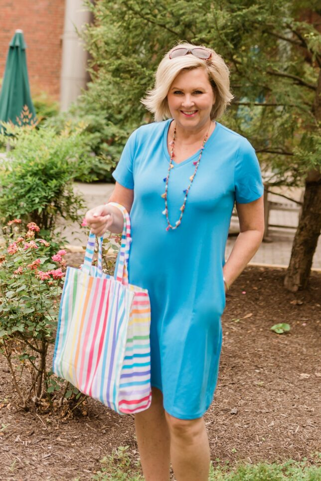 50 IS NOT OLD | WALMART DRESSES AMERICA | FASHION OVER 40