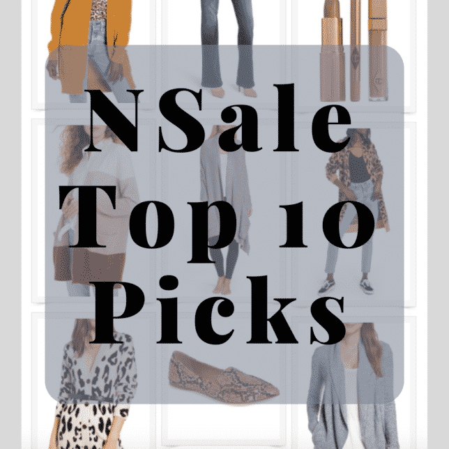 50 IS NOT OLD | NSALE TOP 10 PICKS | FASHION OVER 40