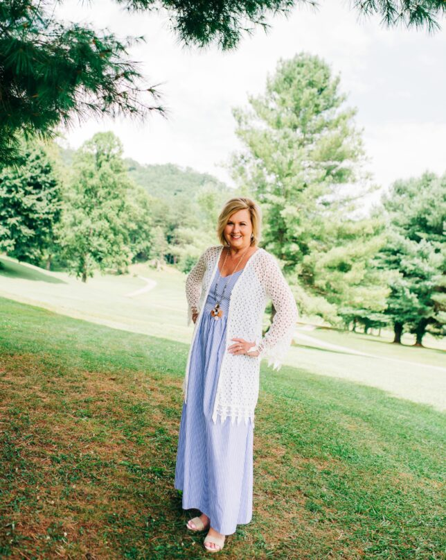 50 IS NOT OLD | WHAT TO WEAR TO A SUMMER WEDDING | FASHION OVER 40