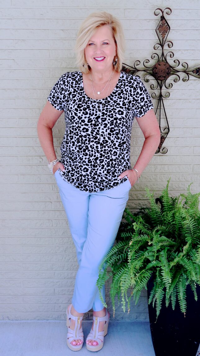 50 IS NOT OLD | LEOPARD IS STILL KING | FASHION OVER 40