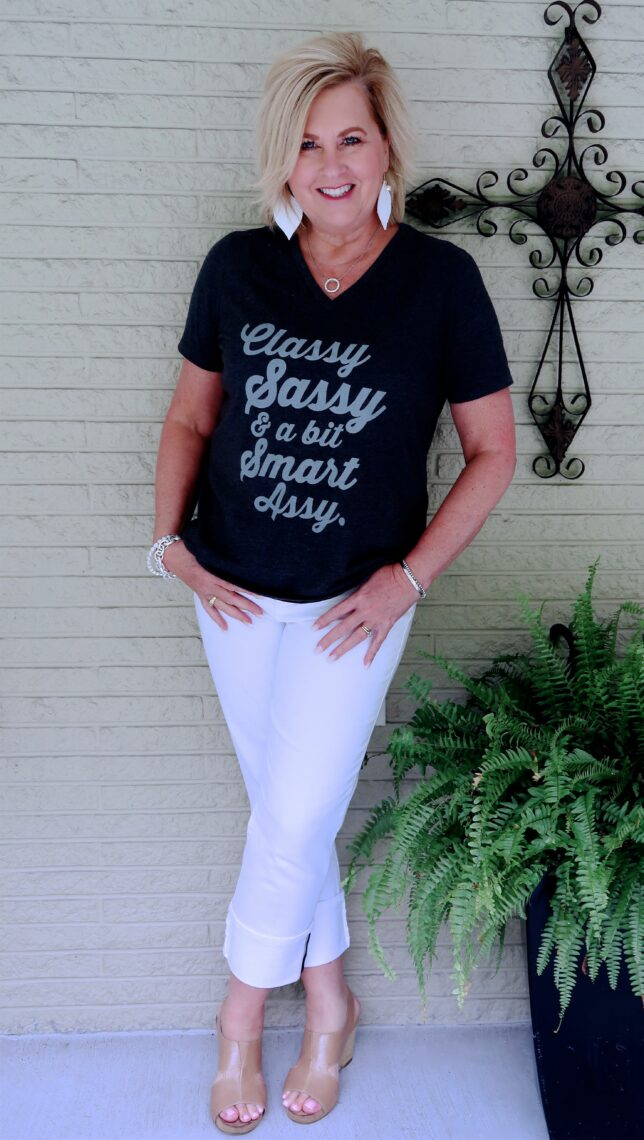 50 IS NOT OLD | CLASSY AND SASSY .... | FASHION OVER 40