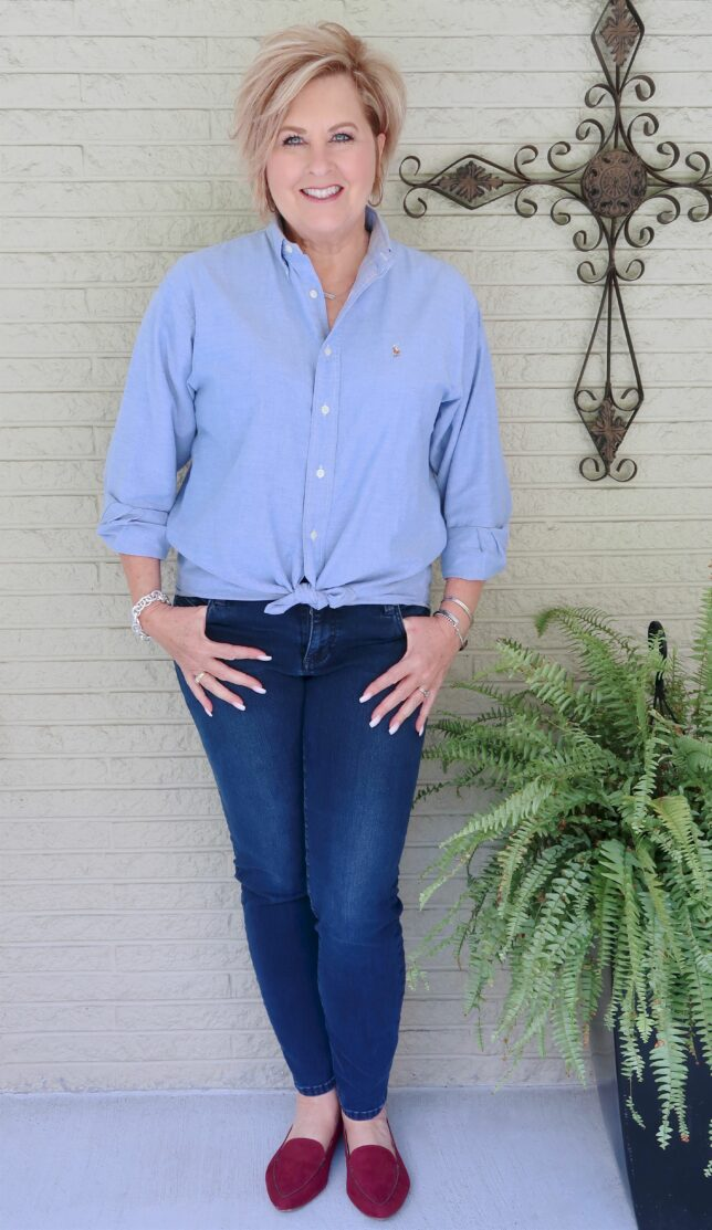 50 IS NOT OLD   CASUAL FALL FASHION   FASHION OVER 40