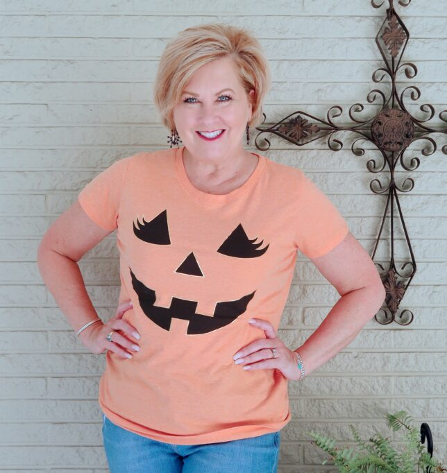 50 IS NOT OLD | HALLOWEEN T-SHIRT FOR WOMEN | FASHION OVER 40
