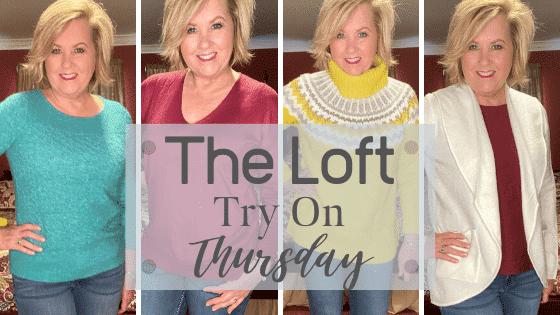 The Loft Try on Thursday session