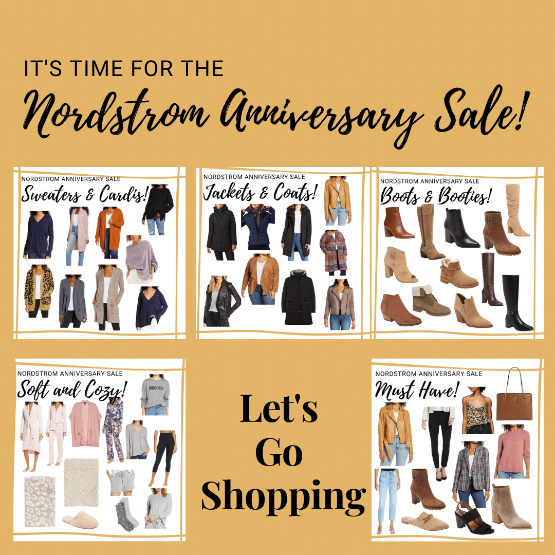 Fashion Blogger 50 Is Not Old picks for 2020 Nordstrom Anniversary Sale